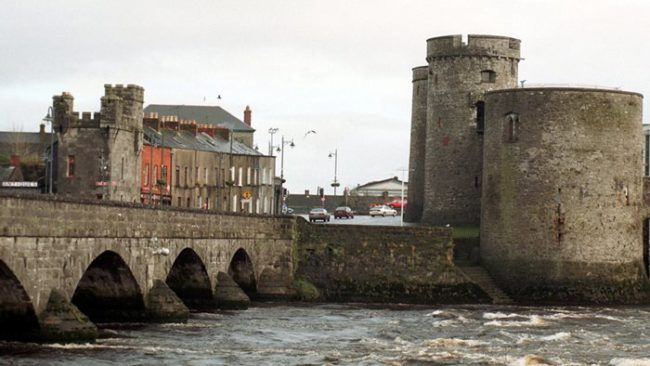 Thomond Bridge, Limerick